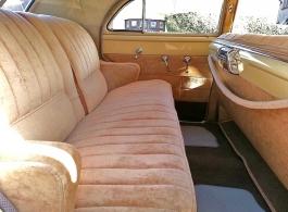 American Vintage Cadillac wedding car hire in Romford